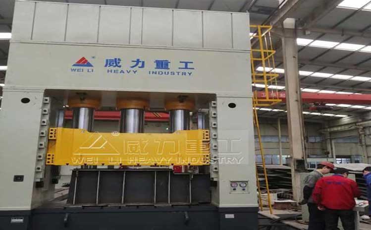 2000吨高速热锻液压机