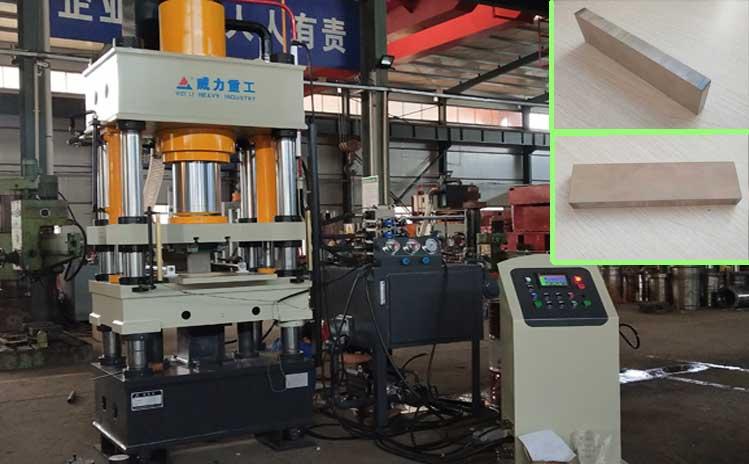 YW79-200T陶瓷粉末成型伺服液压机